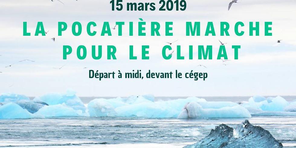 La Pocatière Marche pour le climat