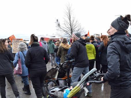 Marche pour le climat - 15 mars 2019