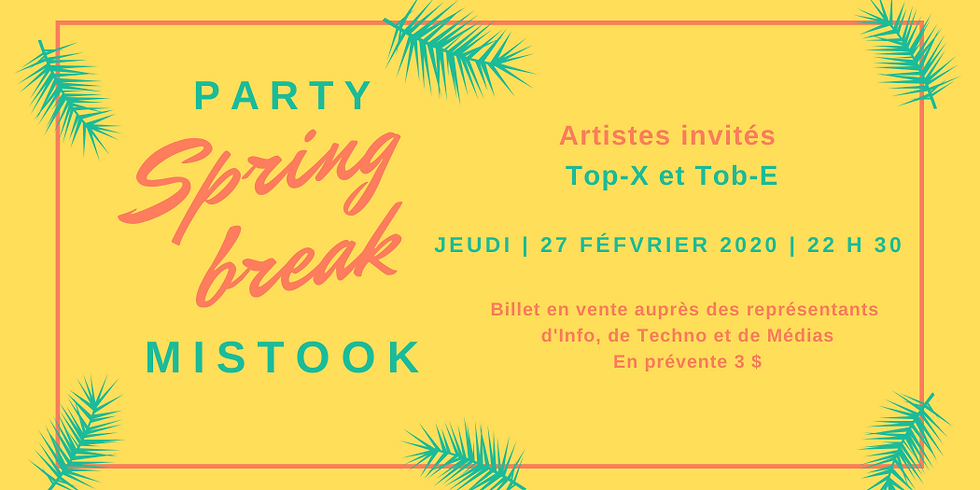 Party Spring Break