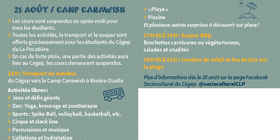 Camp Canawish!