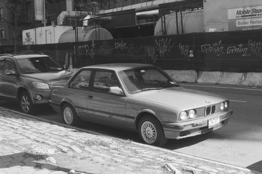 Vintage Car, 2021