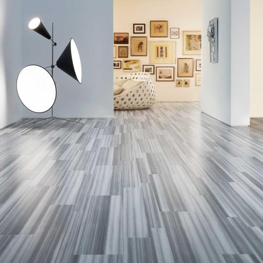 gray engineered wood flooring