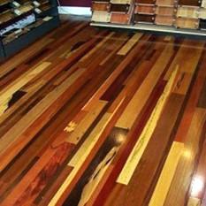 exotic hardwood floor