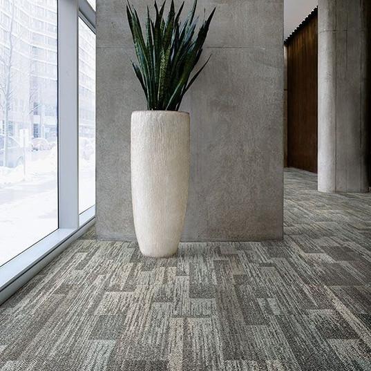 greige carpet squares