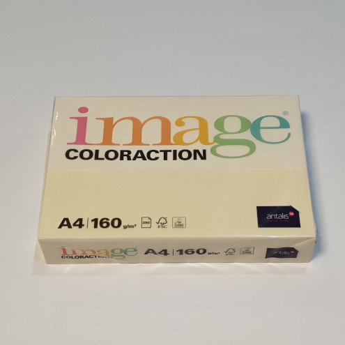 image Coloraction A4 160gsm Atoll