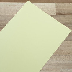 Smooth Coloured Card Cream A4 270gsm