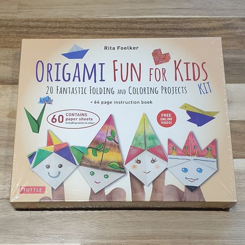 Tuttle Origami Fun for Kids