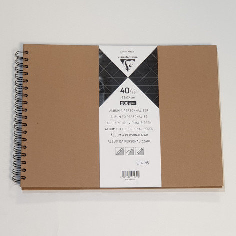 Clairefontaine 40 Sheets 32x24cm