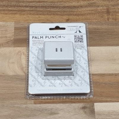 Xcut Palm Punch Medium Pause