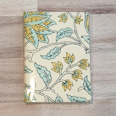 Papermirchi Block Printed Small Notebook