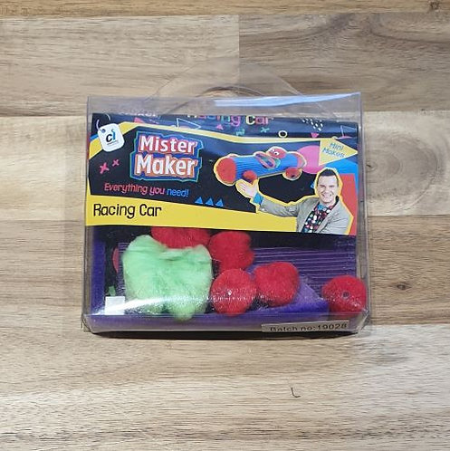 Mister Maker Racing Car