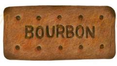 Bourbon Biscuit Illustration