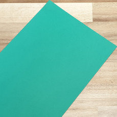 Smooth Coloured Card Turquoise A1 270gsm