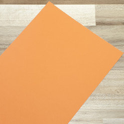 Smooth Coloured Card Pale Orange A1 270gsm