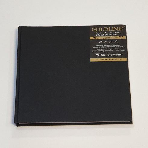 Clairefontaine Goldline Multi-Techniques 20x20cm