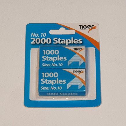 Tiger 2000 Staples