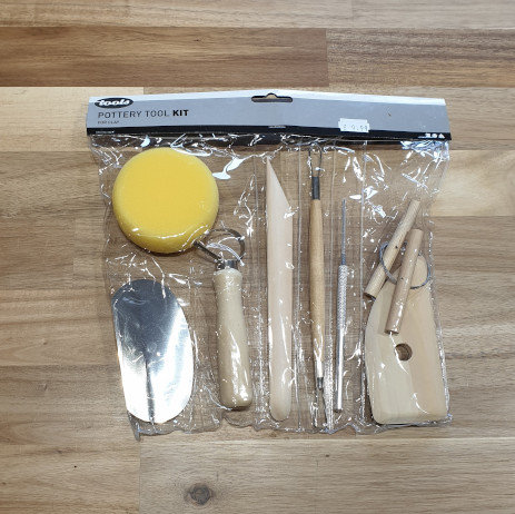 tools Pottery Tool Kit for Clay