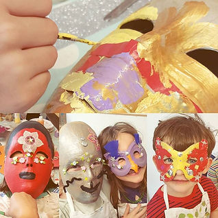 Postscript kids craft party