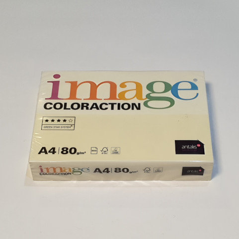image Coloraction A4 80gsm Atoll
