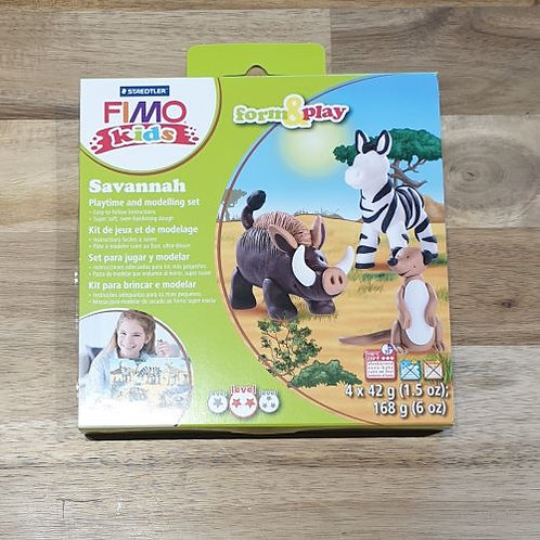 Fimo Kids Form & Play Savannah