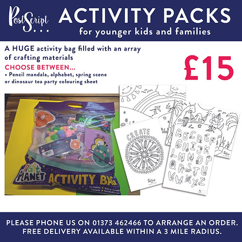 Activity Pack 3