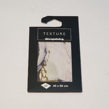 Texture Decopatch 1 Sheet Paper 797
