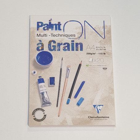 Paint On Multi-Technique A4 20 Sheets