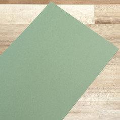 Smooth Coloured Card Khaki A4 270gsm