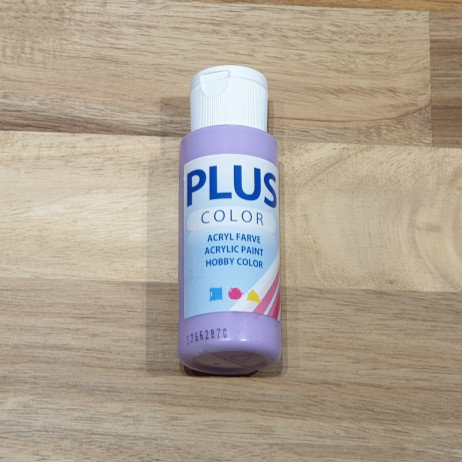 Plus Color Acrylic Paint Violet 60ml