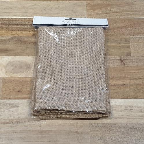 Jute Fabric Bag, Size 15x20cm