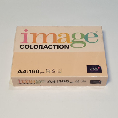 image Coloraction A4 160gsm Savana