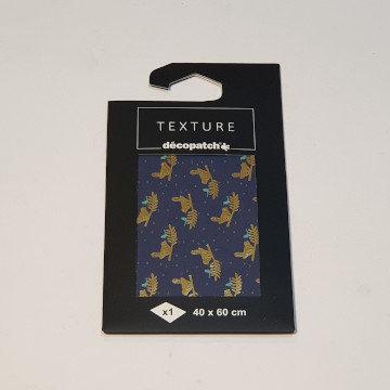 Texture Decopatch 1 Sheet Paper 824C