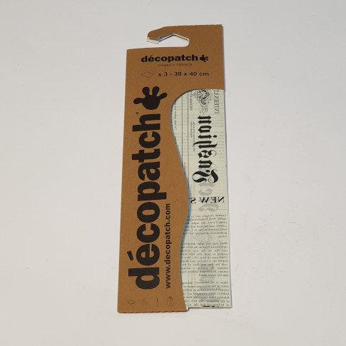 Decopatch 30x40cm No770