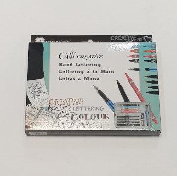 Manuscript Calli Creative, Creative Hand Lettering