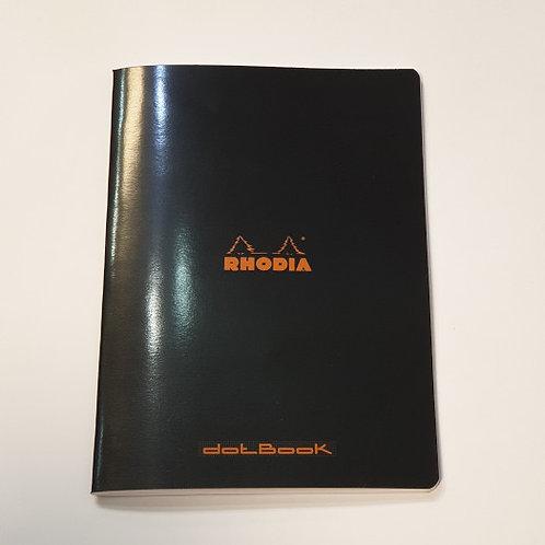 Rhodia Black Dotbook 21x29.7cm
