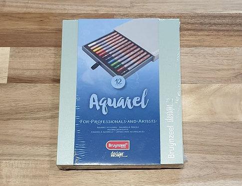 Aquarel Pencils 12 Pk