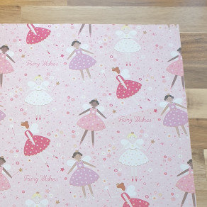 sass & belle Fairy Gift Wrap Paper