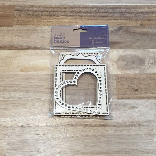 docrafts Small Wooden Frames