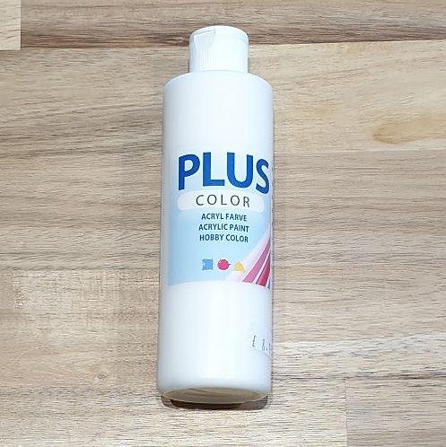 Plus Colour White Large