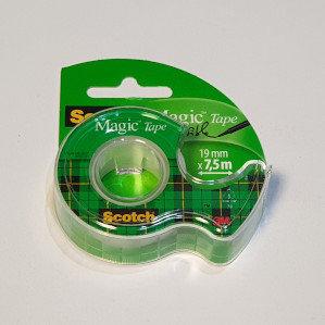 Scotch Magic Tape Dispenser 19mmx7.5m