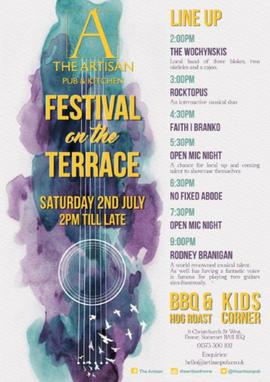 Artisan Festival Poster