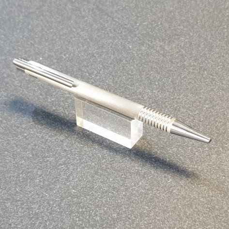 Lamy Logo Brushed Ballpoint Pen