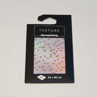 Texture Decopatch 1 Sheet Paper 798C