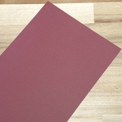 Smooth Coloured Card Purple A4 270gsm
