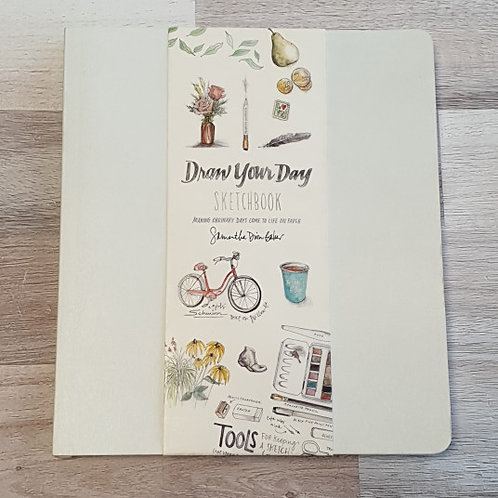 Draw Your Day Sketchbook