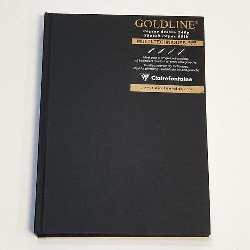 Clairefontaine Goldline Multi-Techniques 14.8x21cm