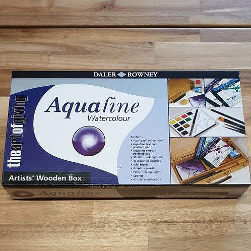 Aquafine Watercolour Set