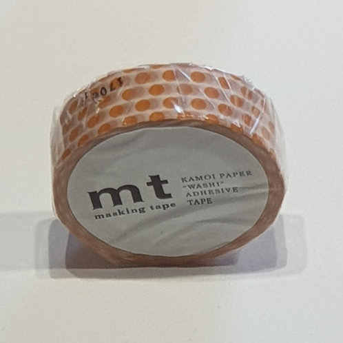 Masking Tape Dot Mandarin
