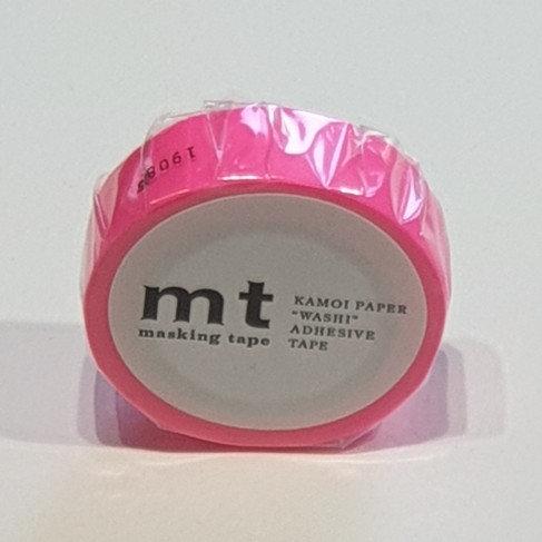 Masking Tape Shocking Pink
