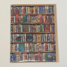 Book Case Card